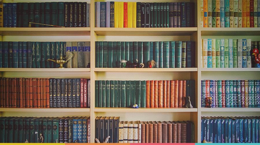 5 livros que me inspiraram no trabalho
