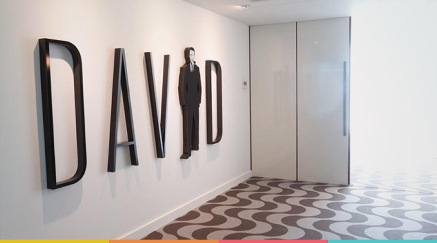 David, the agency