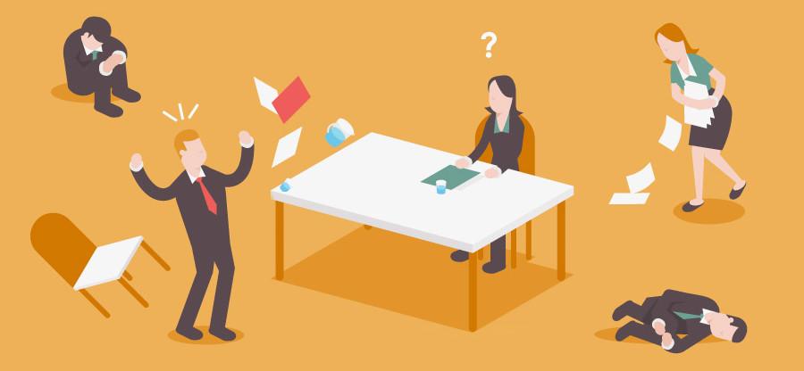 Infográfico: 10 sinais que você não deve aceitar a proposta de emprego | tutano
