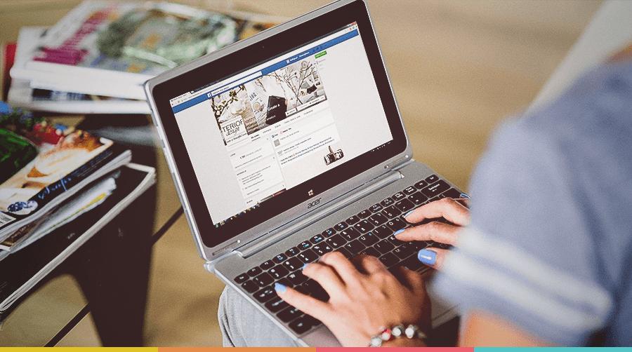 erros comuns de empresas no Facebook
