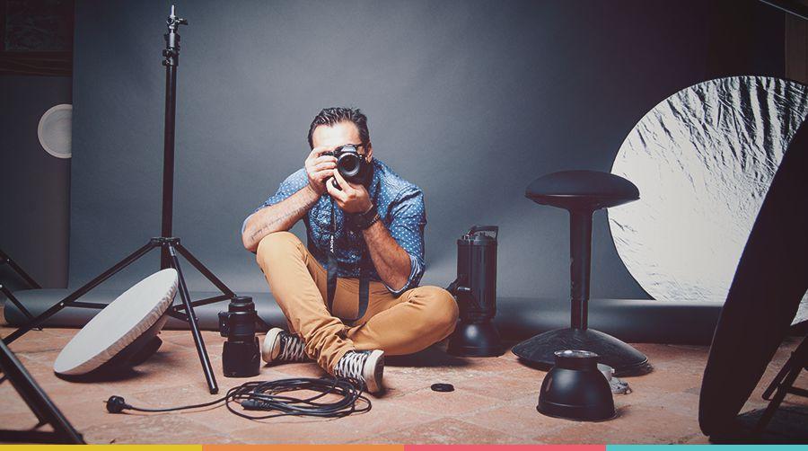 Modelo de vaga Fotógrafo | tutano