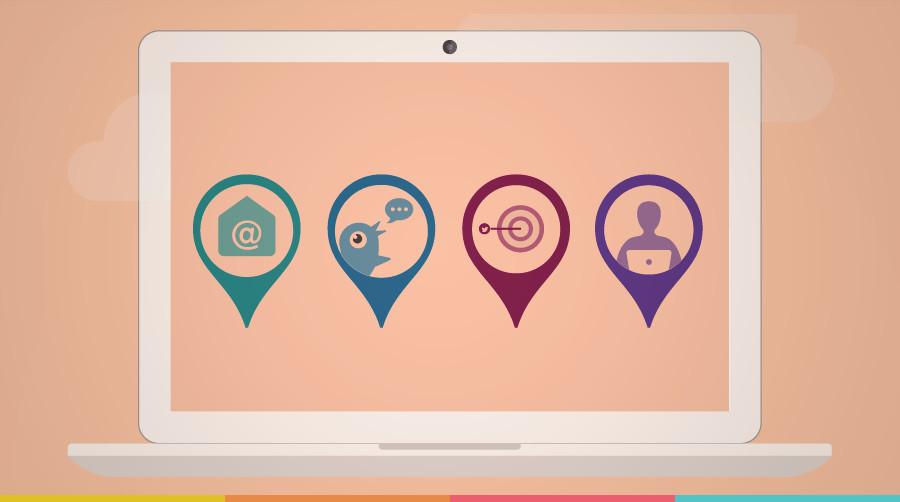 Infográfico: como os jornalistas usam as mídias sociais atualmente