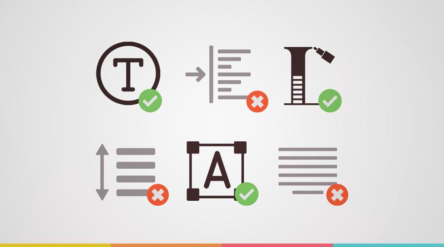 10 dicas de tipografia para conferir antes de publicar seu projeto