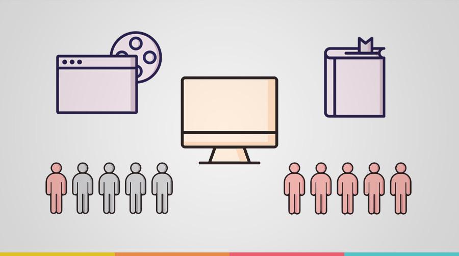 Infográfico: como as pessoas consomem Branded Content