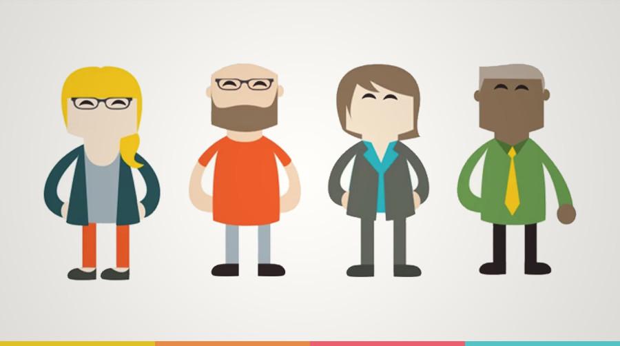 Infográfico: o que sua personalidade diz sobre a melhor área de Marketing para você