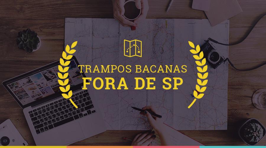 17 melhores vagas fora de São Paulo | tutano