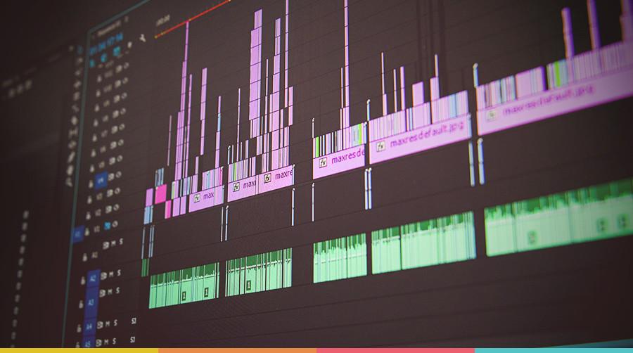 Modelo de vaga Editor de Vídeo | tutano