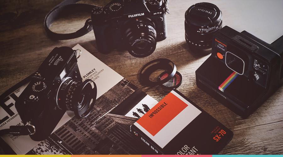 ★ Porque estudar fotografia?