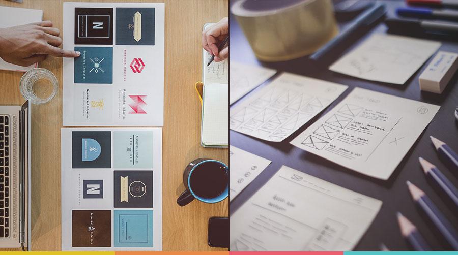 Transição de carreira: migrando do Design Gráfico para UX