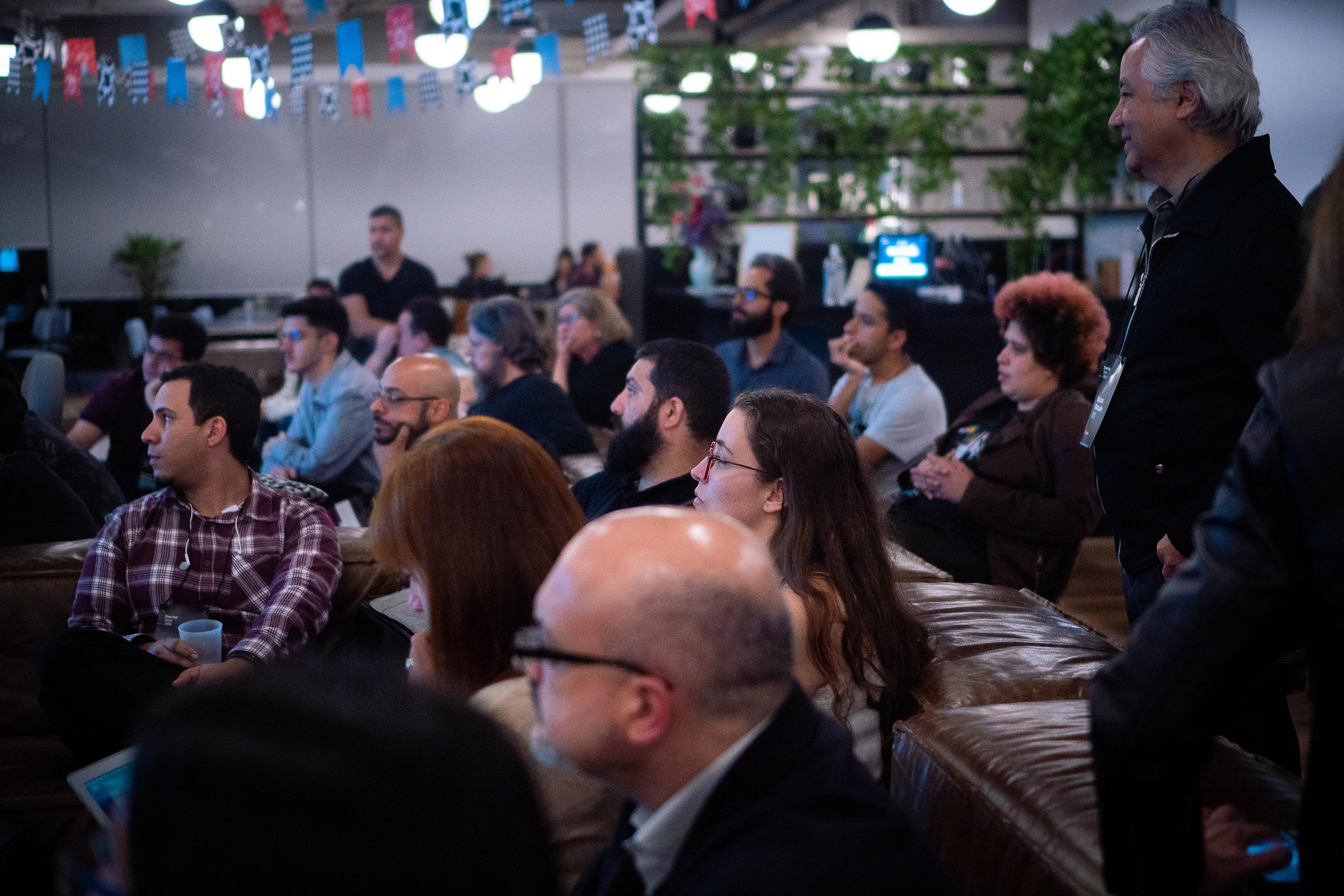 foto da 1ª Edição do startup tech jobs